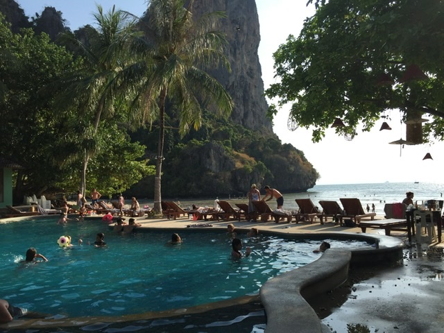Railay Bay Resort and Spa 宿泊記