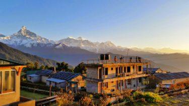 ネパール アンナプルナトレッキング