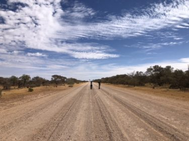 2020年8月 Day2  西オーストラリア 北部ロードトリップ Mt.Magnet →Mt.Augustus