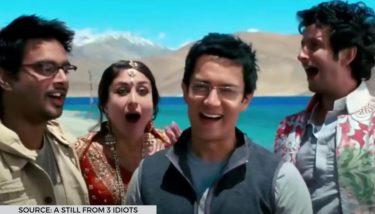 ボリウッド映画にハマり、インド旅を回想する。