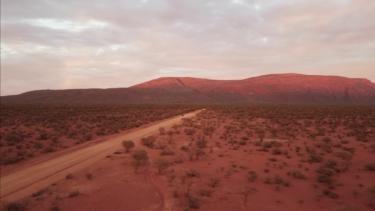 2020年8月 Day3 西オーストラリア 北部ロードトリップ  マウントオーガスタス登山
