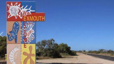 2020年8月 Day8 西オーストラリア 北部ロードトリップ エクスマウス1