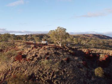 2020年8月 Day5 西オーストラリア 北部ロードトリップ  Karijini