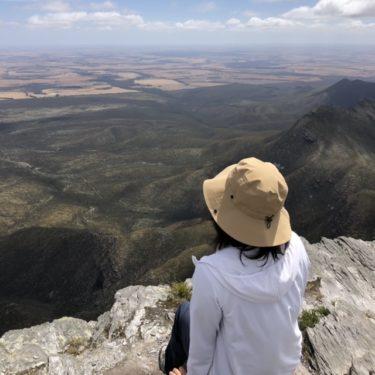 2020年11月 西オーストラリア西南部 ロードトリップ Day2 Bluff Knoll と Mt. Hassell登山