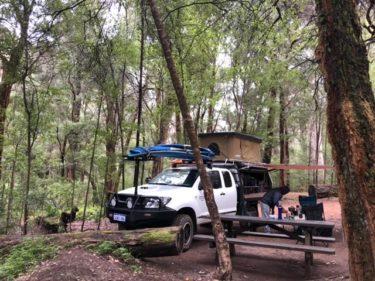 2020年11月 西オーストラリア西南部 ロードトリップ Day8 Warren National Park